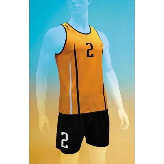 Strój do siatkówki plażowej Colo Grenada - SUBLIMACYJNY