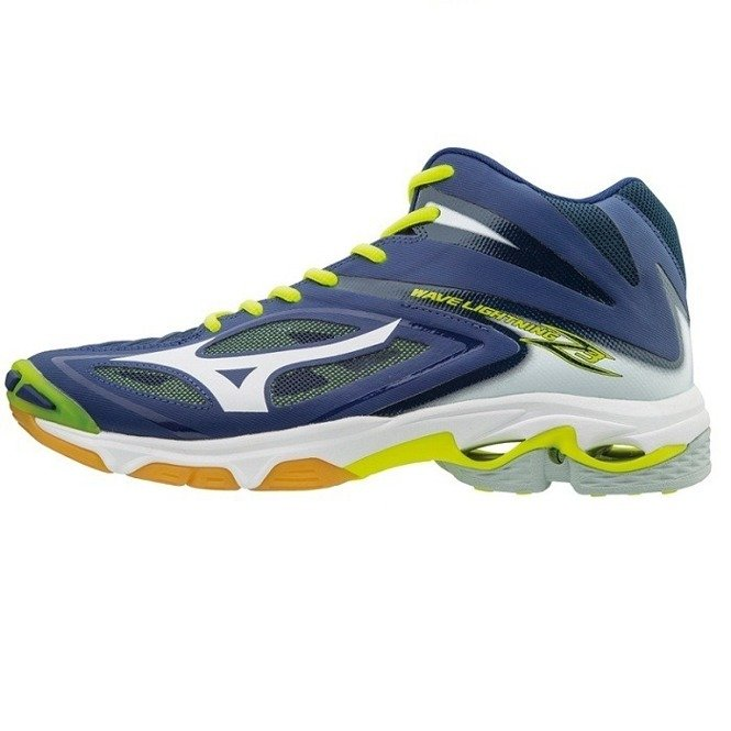 Buty do siatkówki męskie Mizuno Wave Lightning Z3 MID (V1GA170571)