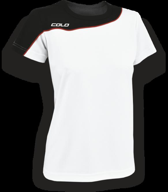 Koszulka treningowa bawełniana Colo Sash