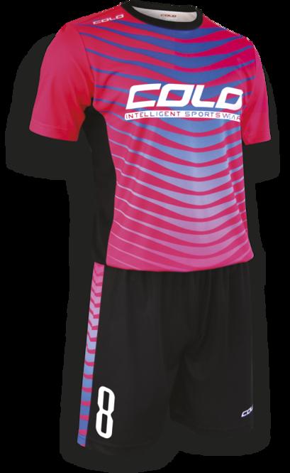 Strój piłkarski Colo Archer - SUBLIMACYJNY
