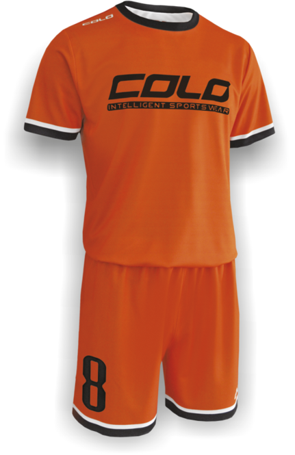 Strój piłkarski Colo Easy - SUBLIMACYJNY