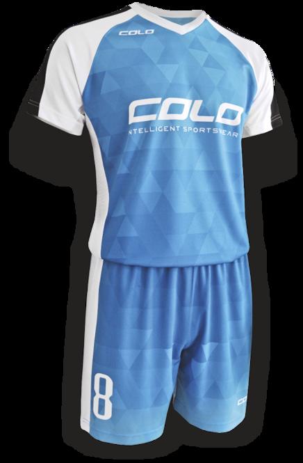 Strój piłkarski Colo Phenom - SUBLIMACYJNY