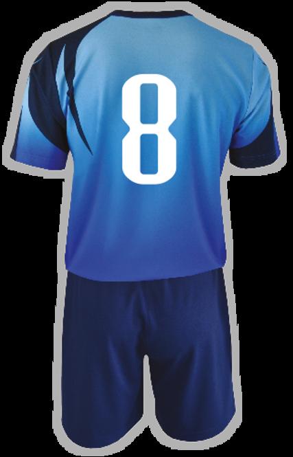 Strój piłkarski Colo Sward - SUBLIMACYJNY