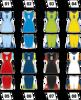 Strój do koszykówki Colo Venture - SUBLIMACYJNY