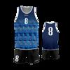 Strój do siatkówki plażowej Colo Quad - SUBLIMACYJNY